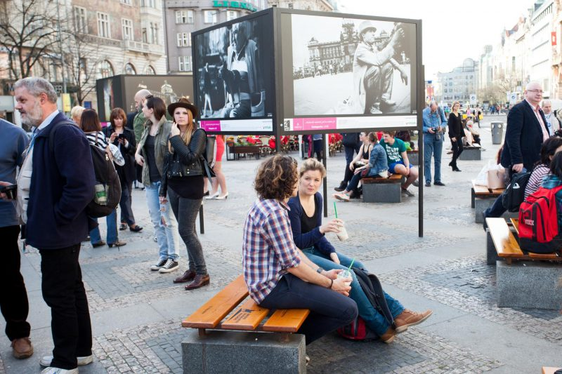 TWO FACES OF PRAGUE / PHOTOGRAPHIC COMPETITION
