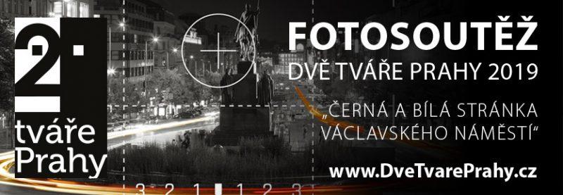 DVĚ TVÁŘE PRAHY – 10. ročník fotosoutěže