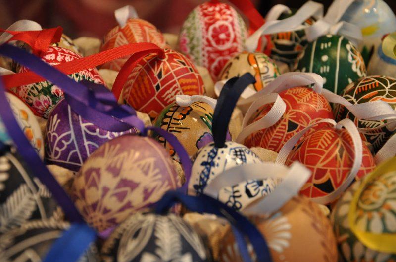 Velikonoce na Václaváku